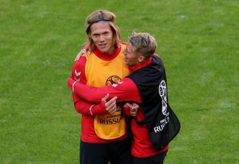 """""""Southampton"""" įsigijo Vokietijoje žaidusį Danijos rinktinės gynėją"""
