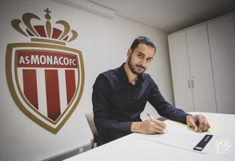 "Oficialu: N. Chadli karjerą tęs ""Monaco"" gretose"