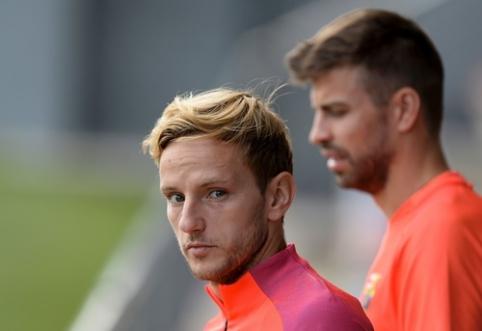 """I.Rakitičius apie PSG viliones: """"Barcelona"""" galima palikti tik dėl pinigų"""