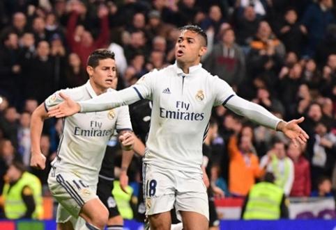"""Oficialu: Madrido """"Real"""" susigrąžino Prancūzijoje patobulėjusį M. Diazą"""