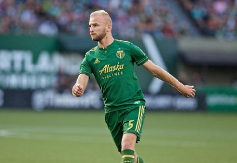 Oficialu: V. Andriuškevičius keičia komanda MLS ir rungtyniaus kartu su W. Rooney