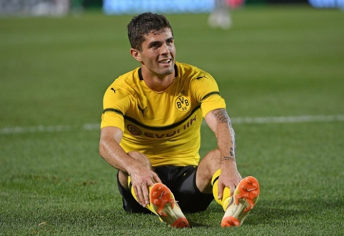 "ESPN: C. Pulisicas dar sezonui liks ""Borussia"" gretose"
