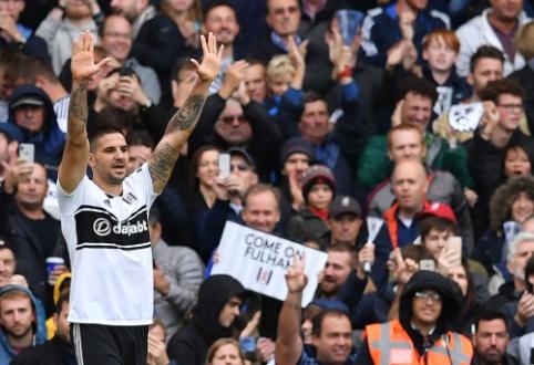 """""""Fulham"""" atėmė taškus iš """"Watford"""" vienuolikės"""