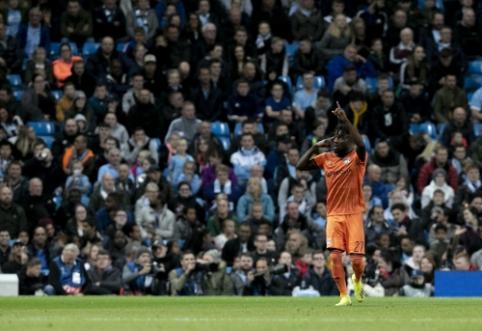 """""""Lyon"""" pasirengęs uždrausti nacių gestą rodžiusiam sirgaliui visą gyvenimą lankytis stadione"""