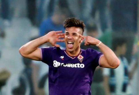 """""""Sampdoria"""" ir """"Fiorentina"""" išsiskyrė taikiai"""