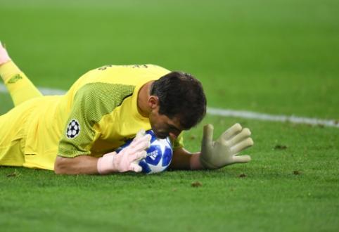 I. Casillasas tapo ilgiausiai Čempionų lygoje žaidžiančiu futbolininku