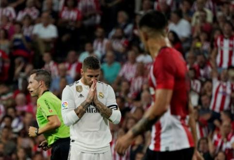 """Madrido """"Real"""" neišlaikė egzamino Bilbao stadione, """"Barca"""" palaužė """"Real Sociedad"""""""