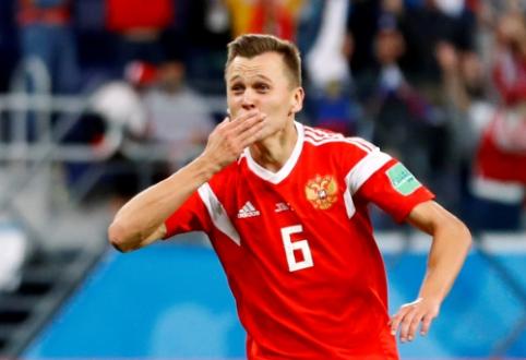 D. Čeryševas nesulauks jokių sankcijų dėl galimo dopingo vartojimo