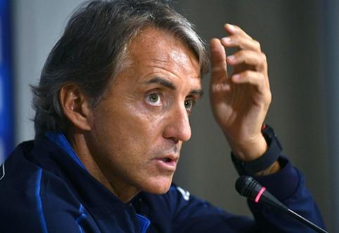 "R.Mancini: ""Per dažnai klydome"""