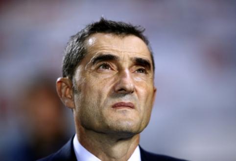 """E. Valverde: """"Sunku paaiškinti, kas mums nutiko šiose rungtynėse"""""""