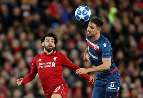 "M.Salah tapo ""Liverpool"" rekordininku"