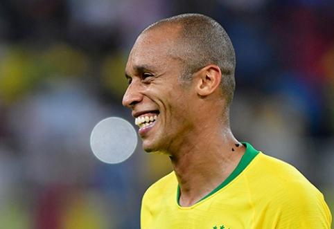 Draugiškose rungtynėse Argentina nusileido Brazilijai