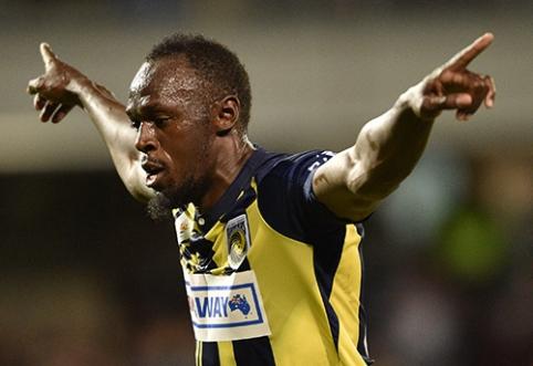 U.Boltas sulaukė Maltos klubo pasiūlymo
