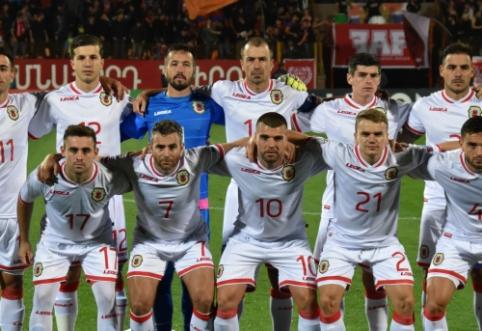 Gibraltaras šėlo po pirmosios pergalės šalies futbolo istorijoje
