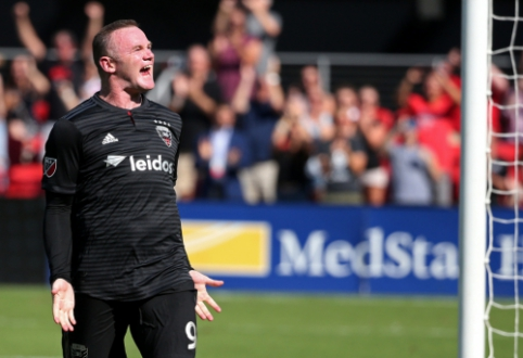 W. Rooney išsakė savo nuomonę apie geriausią pasaulio žaidėją