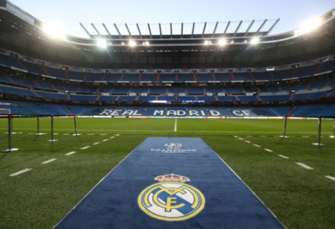 "Oficialu: atsakomosios ""Copa Libertadores"" finalo rungtynės įvyks ""Santiago Bernabeu"" stadione"