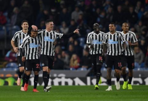 """Anglijoje - trečioji paeiliui """"Newcastle"""" pergalė"""