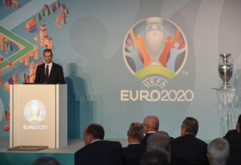 Lietuva - ketvirtajame Europos čempionato atrankos krepšelyje