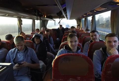 Prieš rungtynes su serbais Lietuvos rinktinė sulaukė liūdnos žinios