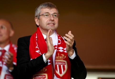 """Prieš Čempionų lygos rungtynes suimtas korupcija įtariamas """"Monaco"""" prezidentas"""