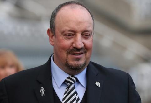 """R. Benitezas: """"Likusi sezono dalis nebus lengva"""""""