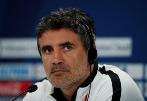 """""""Real"""" nukarūnuoti bandysiantis """"Al Ain"""" treneris: kartais ir """"Smart"""" automobilis gali įveikti """"Mercedes"""""""