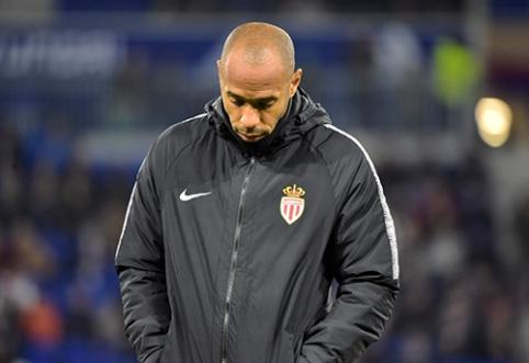 """Ligue 1"": ""Lyon"" nepasigailėjo ""Monaco"""