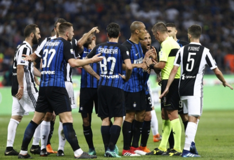 """Y. Djorkaeff: """"Vienintelis """"Inter"""" gali mesti iššūkį """"Juventus"""" ekipai"""""""