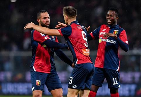 """""""Genoa"""" komanda planuoja samdyti buvusį Italijos rinktinės trenerį"""