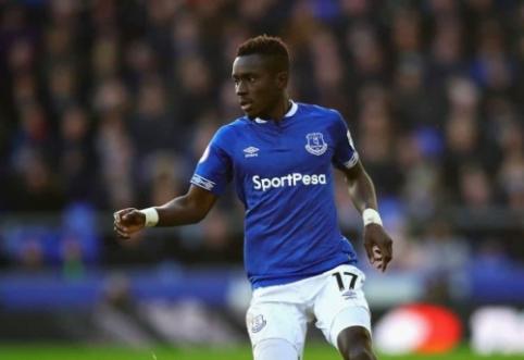 """""""Everton"""" atmetė PSG pasiūlymą už I. Gueye"""