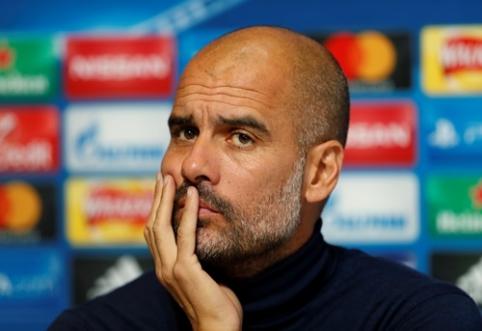 P. Guardiola įvardijo tris geriausius pastarojo dešimtmečio klubus