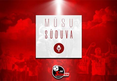 """Antroji audio laida """"Mūsų Sūduva"""": pažintis su P. Golubicku ir R. Banevičiumi"""
