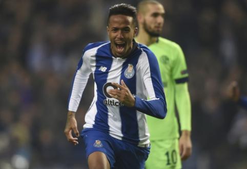 """Madrido """"Real"""" yra pasiruošęs pakloti 50 mln. eurų už """"Porto"""" gynėją"""