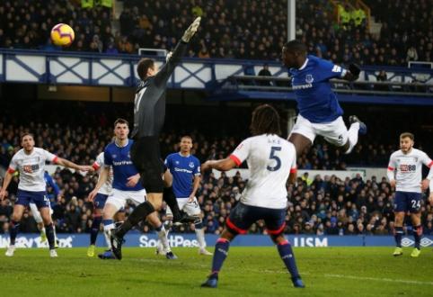 """""""Everton"""" namuose įrodė pranašumą prieš """"Bournemouth"""""""