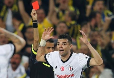 Spauda: skandalingasis Pepe išsirinko klubą