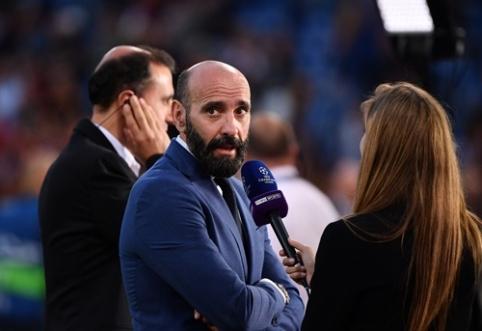 """""""Arsenal"""" nusitaikė į """"Roma"""" direktorių"""