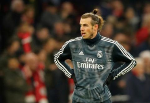 """""""Marca"""": Madrido """"Real"""" po sezono bandys atsikratyti G. Bale'u"""