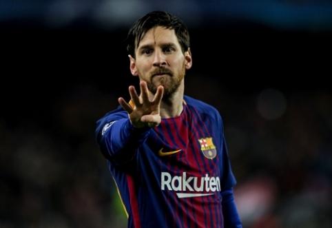 """Įdomiausi """"Lyon"""" ir """"Barcelona"""" rungtynių faktai"""
