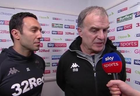 """""""Leeds"""" klubui - įspūdinga bauda už varžovų šnipinėjimą"""