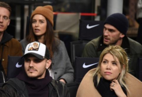 """Wanda apie """"Inter"""" klube kilusį šurmulį: """"Mauro šia komanda rūpinasi labiau nei bet kas kitas"""""""