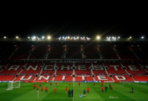 """Čempionų lyga grįžta su trenksmu: """"Man Utd"""" namuose priima PSG, """"Roma"""" – """"Porto"""" ekipą (apžvalga)"""