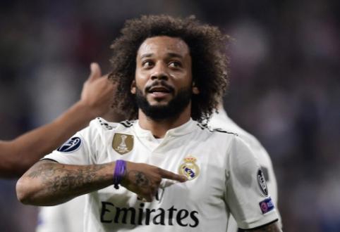 """Marcelo greičiausiai liks Madrido """"Real"""" ekipoje"""