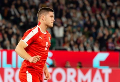"""Madrido """"Real"""" susitiko su M. Pjaničiaus ir L. Jovičiaus agentu"""