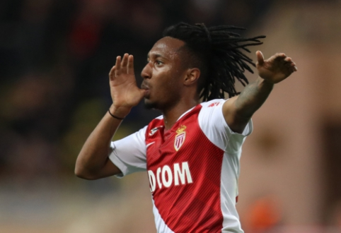 """""""Monaco"""" nori iš """"Atletico"""" išpirkti G. Martinso kontraktą"""