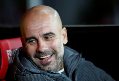 """U. Hoenessas: """"Jeigu Guardiolai reikia 100 mln. eurų, """"Man City"""" juos parūpina per parą"""""""