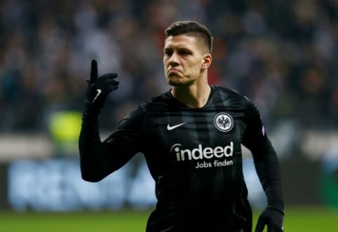 """""""Bayern"""" rengia pasiūlymą už L. Jovičių"""