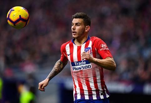 """Spauda: """"Bayern"""" susitarė dėl L.Hernandezo įsigijimo"""