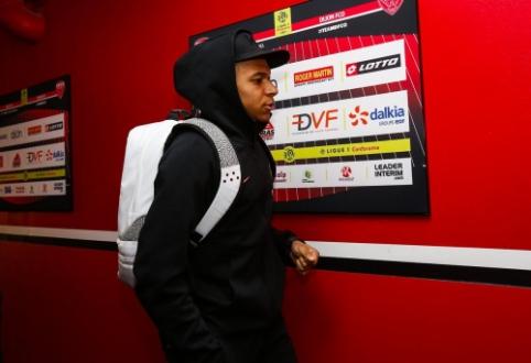 Į PSG klubo susitikimą vėlavęs K. Mbappe turės susimokėti įspūdingo dydžio baudą