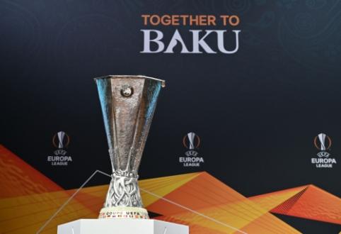 """Europos lygos burtai: """"Arsenal"""" ekipos laukia mūšis su """"Napoli"""""""