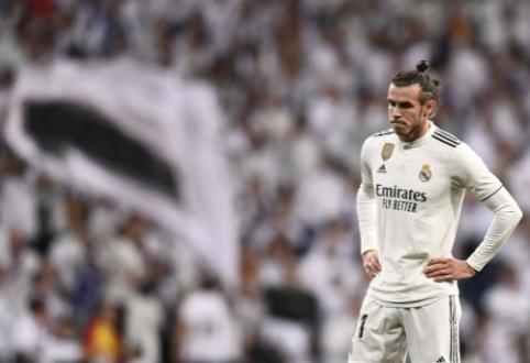 """Agentas: """"Bale'as sutiktų karjerą baigti Madride"""""""